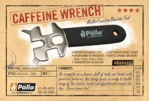 Caffeine Wrench